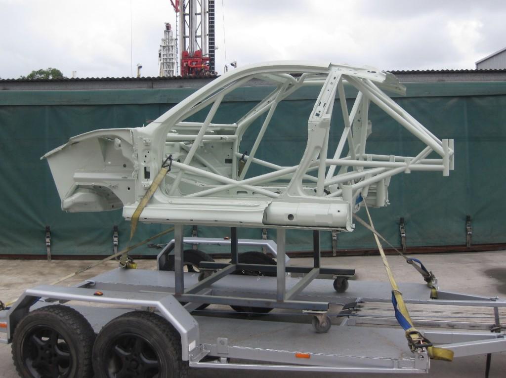 GT2 Shell side