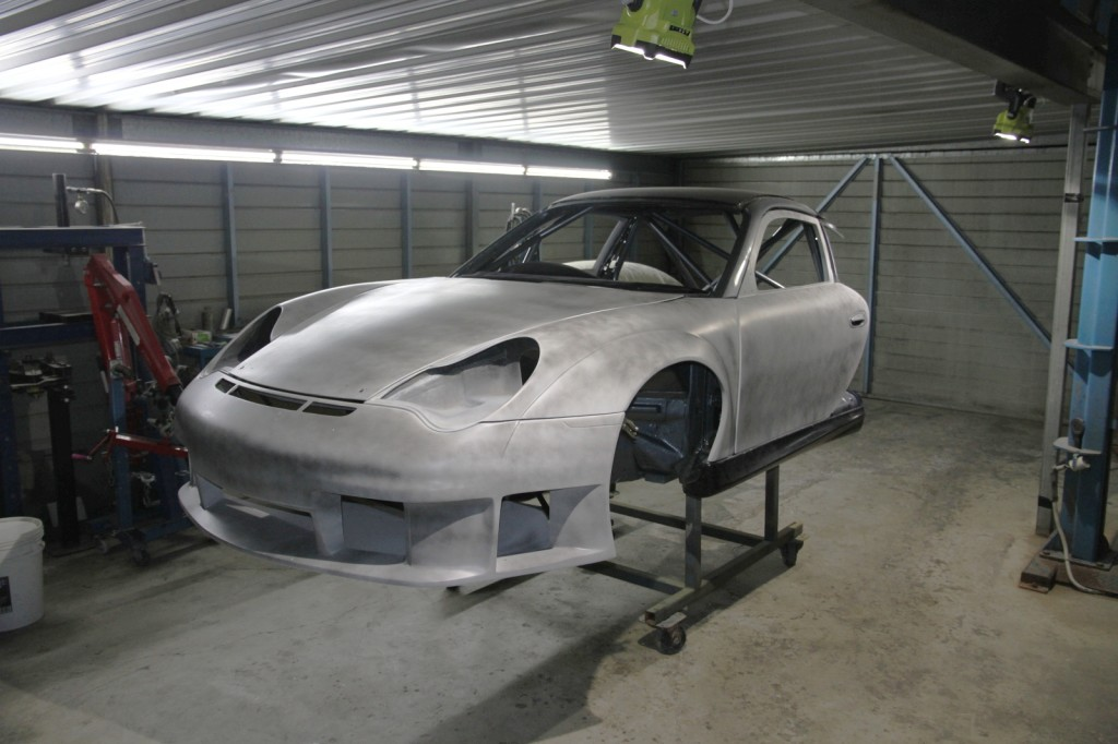 GT2 front panels