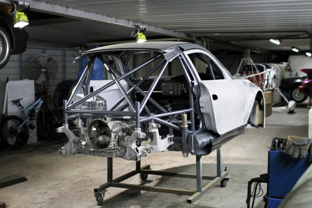 GT2 space frame