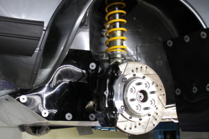 Golf Front Brakes