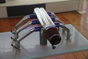 Lycoming intake manifold